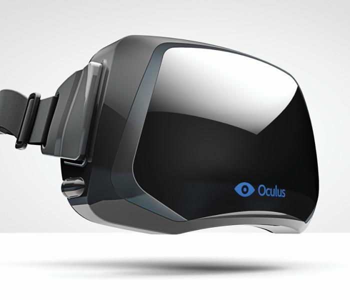 Passez une commande d'Oculus Rift à partir de 6 janvier
