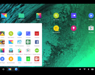 Remix OS, un nouveau système d'exploitation de Jide
