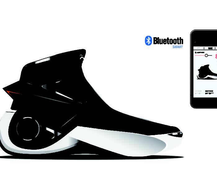 Digitsole lance Smartshoe, sa première chaussure connectée