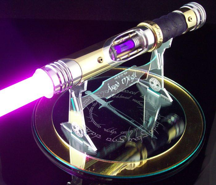 Sabre laser pour les fans de la saga Seigneur des Anneaux