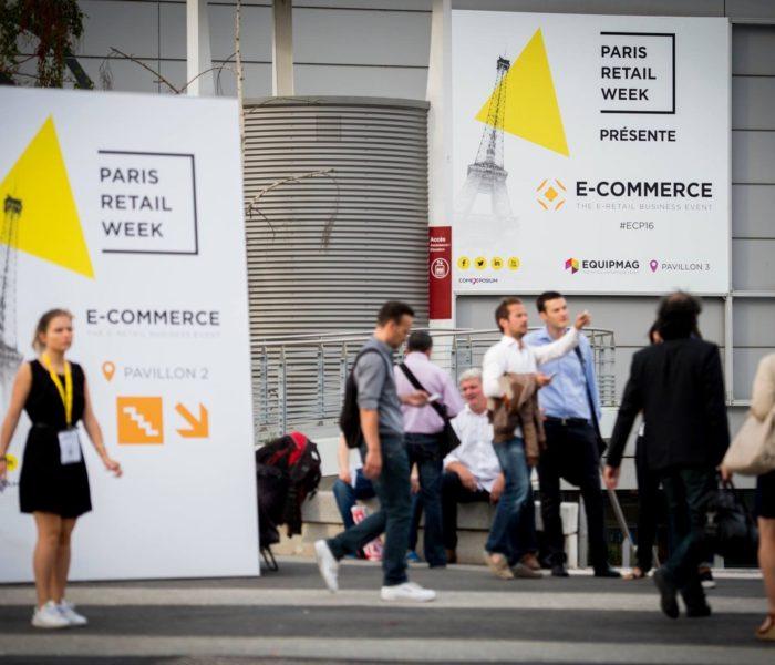 Le salon E-Commerce Paris du 12 au 16 Septembre 2016
